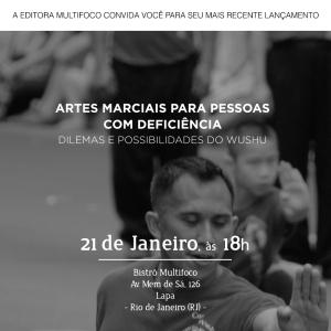 artes marciais para deficientes